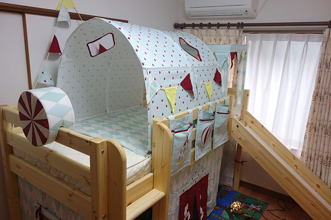 第140回 大人気の子どもベッド・FLEXA(フレクサ)住賓館なら自社配送